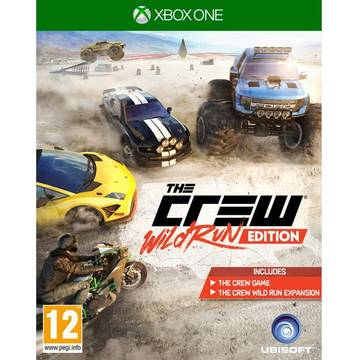 Joc Ubisoft The Crew Wild Run Edition pentru Xbox One