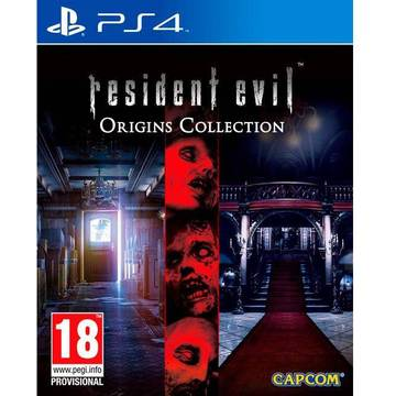 Joc Capcom Resident Evil Origins Collection pentru PS4