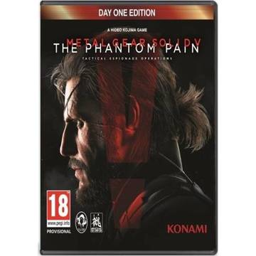 Joc Konami Metal Gear Solid V: The Phantom Pain D1 Edition PC