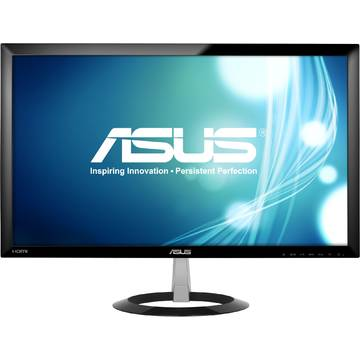 Monitor Asus VX238H, 23 inch, 1 ms, Full HD, Negru