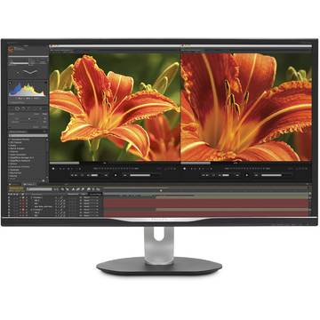 Monitor Philips BDM3275UP/00, 32 inch, 4 ms, UHD (4K), Negru