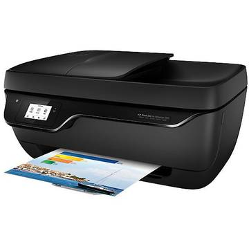 Multifunctional HP Deskjet Ink Advantage 3835, A4, Color, Inkjet, Wireless, Negru