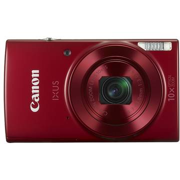 Camera foto Canon Ixus 180, 20 MP, Rosu