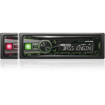 Player auto Alpine CDE-192R, 4 x 50 W, 1 DIN, USB