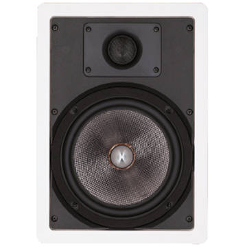 Boxa Interior Magnat IW 810 In-Wall, 100 W RMS, 91 dB, Alb