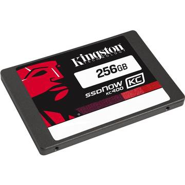 SSD Kingston SSDNow KC400, 2.5 inch, 256 GB, SATA 3