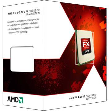 Procesor AMD Vishera, FX-4320, 4 GHz, Socket  AM3+