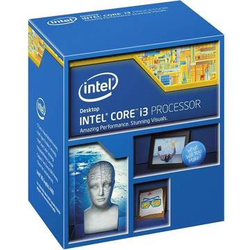 Procesor Intel Haswell Refresh, Core i3 4170, 3.7 GHz, Socket 1150