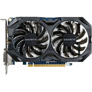 Placa video Gigabyte GeForce GTX 750 Ti OC2 WindForce 2X, 2 GB DDR5, 128 bit