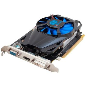 Placa video Sapphire R7 250 512SP Edition, 2 GB GDDR5, 128 bit