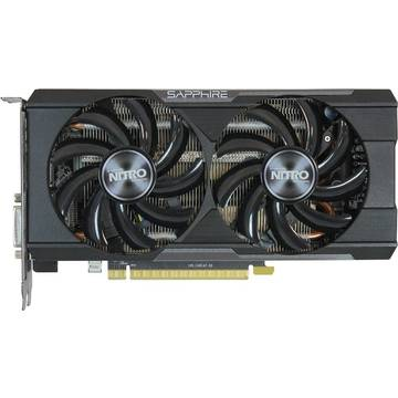 Placa video Sapphire Radeon R7 370 NITRO OC Lite, 4 GB DDR5, 256 bit