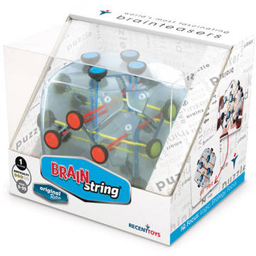 Joc Recent toys Brainstring Original Retro, 9 ani +