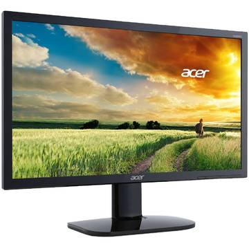 Monitor Acer KA210HQ, 20.7 inch, 5 ms, Full HD, Negru
