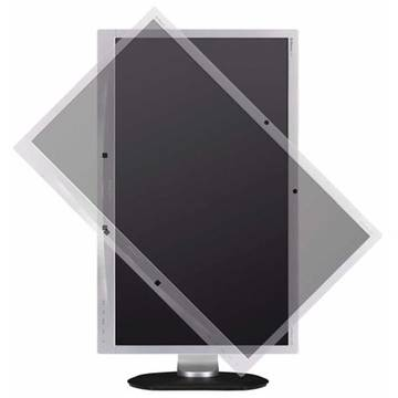 Monitor Philips 241P4QPYKES/00, 24 inch, 6 ms, Full HD, Argintiu / Negru