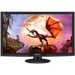 Monitor Philips 273E3LHSB/00, 27 inch, 2 ms, Full HD, Negru