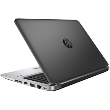 Laptop HP P5S54EA, Intel Core i3-6100U, 4 GB, 128 GB SSD, Free DOS, Gri
