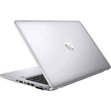 Laptop HP W5A00AW, Intel Core i5-6300U, 8 GB, 500 GB + 256 GB SSD, Microsoft Windows 10 Pro, Argintiu