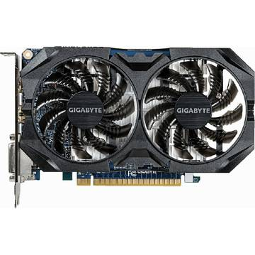 Placa video Gigabyte GeForce GTX 750 Ti OC WindForce 2X, 4 GB DDR5, 128 bit