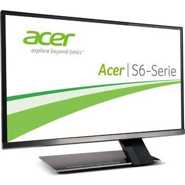 Monitor Acer S236HL, 23 inch, Full HD, 6 ms, Gri