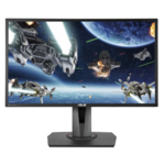 Monitor Asus MG248Q, 24 inch, Full HD, 1 ms GTG, Negru