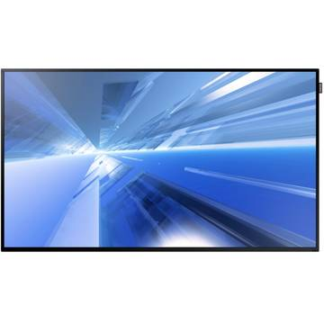 Monitor Samsung DM55E, 55 inch, Full HD, 6 ms, Negru