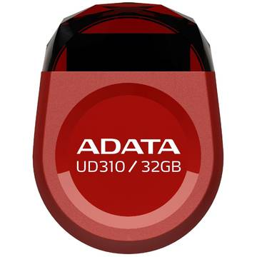 Memory stick A-Data UD310, 32 GB, USB 2.0, Rosu