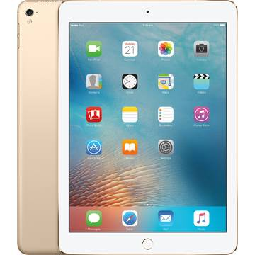 Tableta Apple iPad Pro, 2 GB RAM, 128 GB, 4G, Auriu