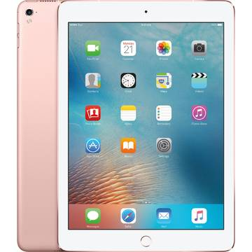Tableta Apple iPad Pro, 2 GB RAM, 128 GB, 4G, Rose Gold
