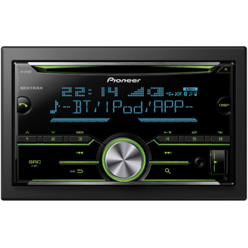 Player auto Pioneer FH-X730BT, Bluetooth, 4 x 50 W, USB, AUX, RCA