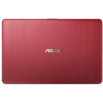 Laptop Asus X540LA, Intel Core i3-5005U, 4 GB, 500 GB, Free DOS, Rosu