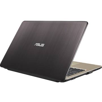 Laptop Asus X540LA, Intel Core i3-5005U, 4 GB, 500 GB, Free DOS, Negru