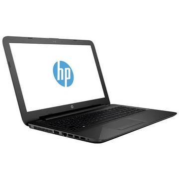 Laptop HP 15-ac007nq, Intel Core i3-4005U, 4 GB, 500 GB, Free DOS, Negru