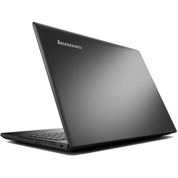 Laptop Lenovo IdeaPad 100 BD, Intel Core i5-5200U, 4 GB, 128 GB SSD, Free DOS, Negru