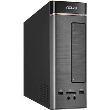 Sistem desktop Asus K20CD-RO002D, Intel Core i3-6100, 4 GB, 1 TB, Free DOS
