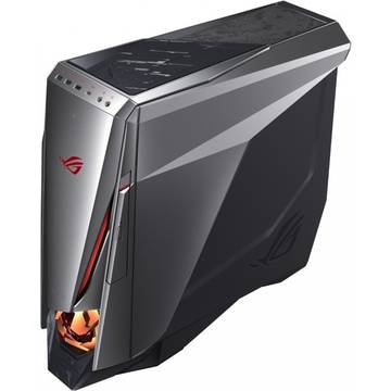 Sistem desktop Asus ROG GT51CA, Intel Core i7-6700K, 32 GB, 2 TB + 512 GB SSD, Microsoft Windows 10 Home