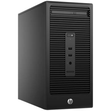 Sistem desktop HP 280 G2 MT, Intel Core i3-6100, 4 GB, 500 GB, Free DOS