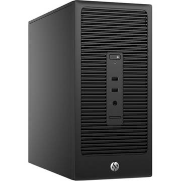 Sistem desktop HP 285 G2 MT, AMD A4-5300B, 4 GB, 1 TB, Free DOS
