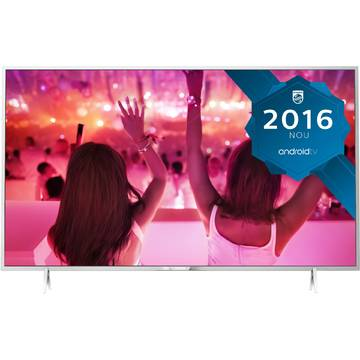 Televizor Philips PFS5501/12, 102 cm, Full HD, Smart TV, Argintiu