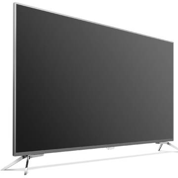 Televizor Philips PUS7101/12, 139 cm, 4K UHD, Smart TV, Gri