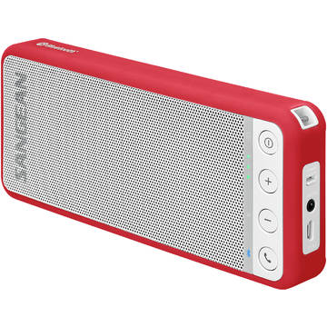 Boxa portabila Sangean BTS-101 Speaker, 3 W, NFC technology, High fidelity wireless music, Rosu