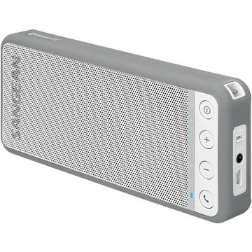 Boxa portabila Sangean BTS-101 Speaker, 3 W, NFC technology, High fidelity wireless music, Gri
