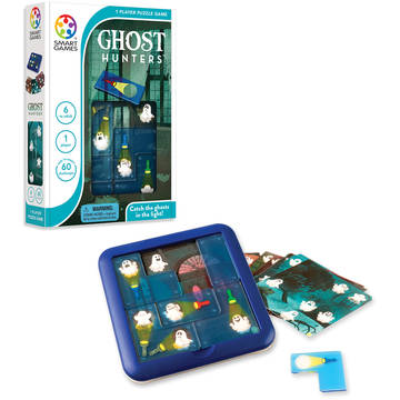 Joc Smart Games Ghost Hunters