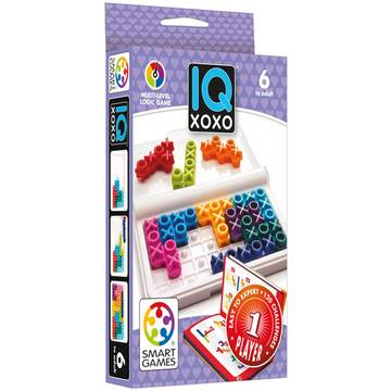 Joc Smart Games IQ XOXO