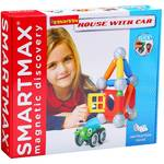 Smart Games Joc SmartMax House with Car