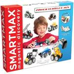 Smart Games Joc SmartMax Power Vehicles mix