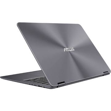 "Laptop Asus ZenBook Flip UX360CA-C4011T, Intel Core m3-6Y30 0.90GHz, Skylake, 13.3"", Full HD, Touchscreen, 4GB, 128GB SSD, Intel HD Graphics 515, Microsoft Windows 10, Gray"