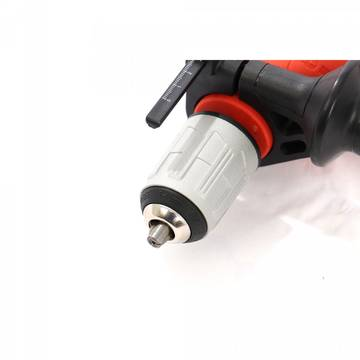 Masina de gaurit cu percutie Black&Decker KR714CRES, 710 W, 2800 RPM, 13 mm