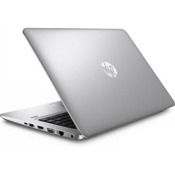 Laptop HP ProBook 440 G4, Intel Core i7-7500U, 14 inch, 8GB RAM, SSD 256GB, Win 10 Pro, Argintiu