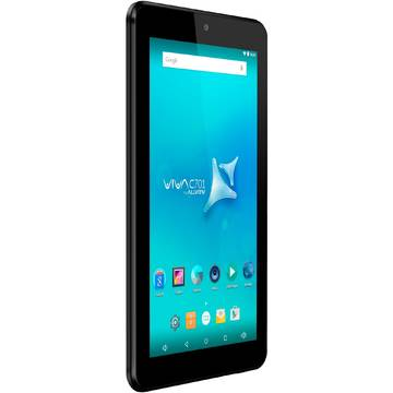 Tableta Allview Viva C701, Cortex A7 Quad-Core 1.20GHz, 7 inch, 1GB DDR3, 8GB, Wi-Fi, Android 5.1 Lollipop, Negru