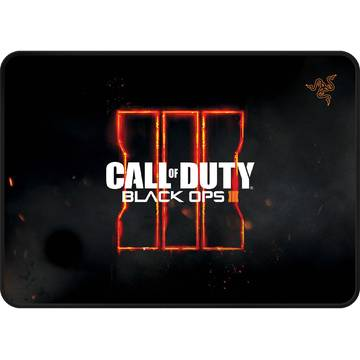 Mouse Pad Razer Goliathus Speed Call of Duty, 355 x 254 mm, Negru